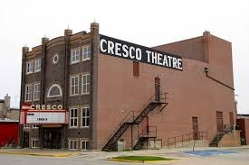Cresco Theatre & Opera House -- 115 2nd Ave W