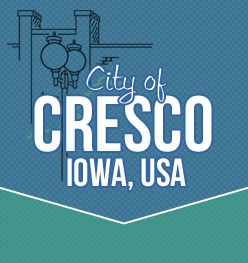 City of Cresco, Iowa Logo