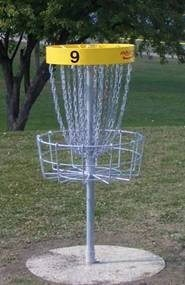 East Park Disc Golf Course